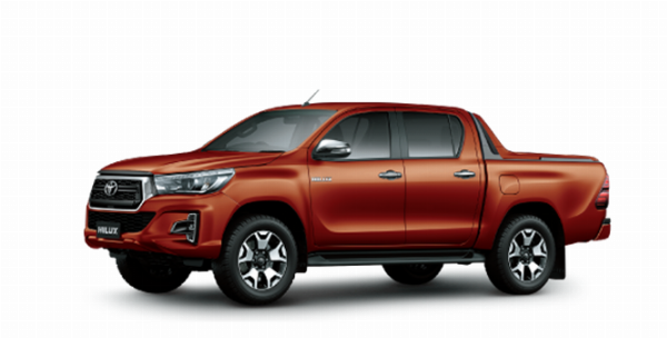 Toyota Hilux 2.8G(4x4) AT