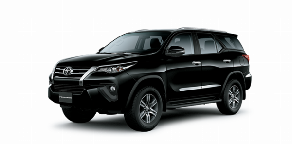 Toyota Fortuner 2.7V 4x2 AT Xăng